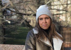 Porträtt Rebecka Åberg