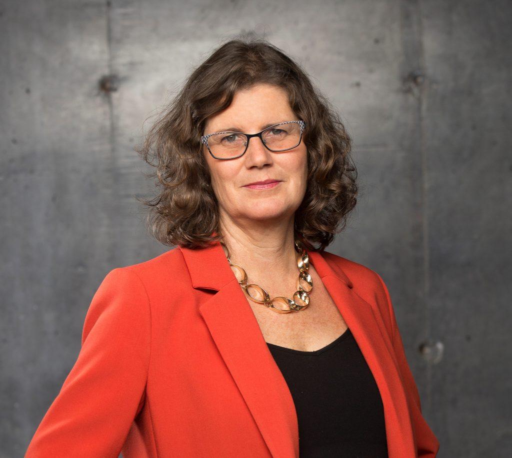 Bilden används som pressbild och föreställer Ekobrottsmyndighetens generaldirektör, Monica Rodrigo.