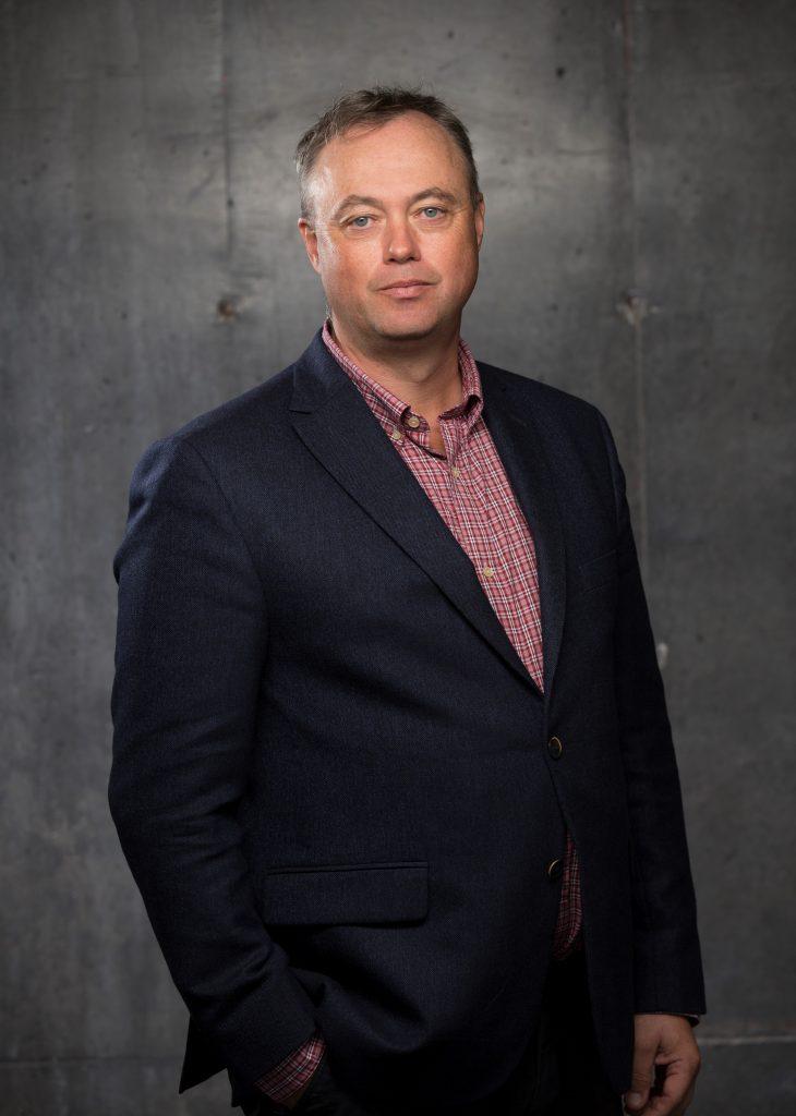 Bilden är en pressbild som föreställer Ekobrottsmyndighetens polischef, Torbjön Rosén.